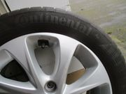 4 Sommerreifen Continental für Opel