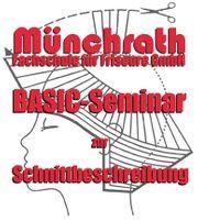 Basic-Seminar zur Schnittbeschreibung - Friseurmeisterschule Münschrath