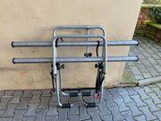 Fahrradträger für 2 Räder abschließbar