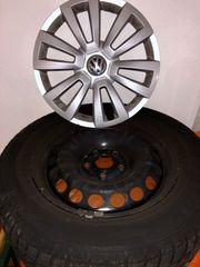 4 Dunlop SP Winterreifen 215