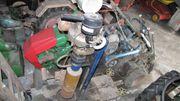 Agria 1700 Diesel Einachser Traktor