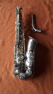 Saxophon Selmer Alto Mark 7