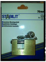 STABILIT MASSIVES-MESSINGSCHLOSS