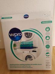 Verbindungsrahmen Waschmaschine und Trockner