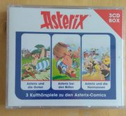 Hörspiel Box - Asterix und Obelix