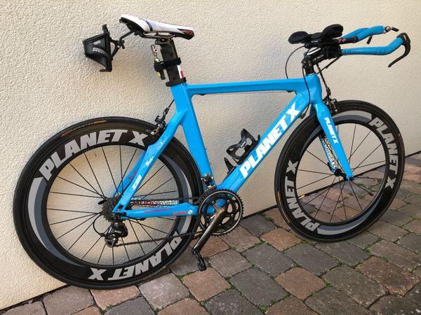 Triathlonrad - Carbon