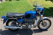 BMW R60 5 Oldtimer
