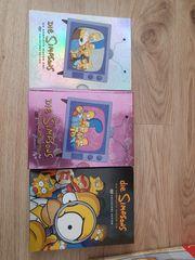 Simpsonsstaffeln zu verkaufen