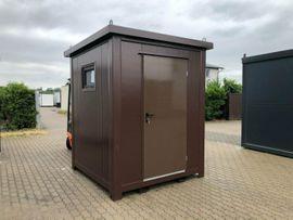 Duschcontainer WC Container Sanitärcontainer Toilettencontai: Kleinanzeigen aus Berlin Pankow - Rubrik Sonstiger Gewerbebedarf