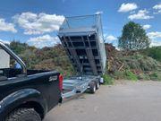 3 5 Tonnen Dreiseitenkipper - vermieten