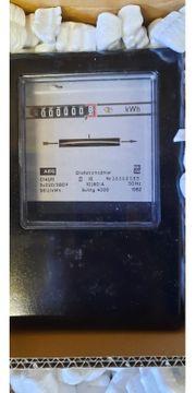 Stromzähler Drehstromzähler NEU von AEG