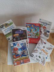 Noch drei Wii Spiele zu