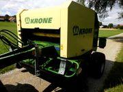 Krone Rundballenpresse RP1250 MC