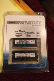 Crucial Memory 4GB neu noch