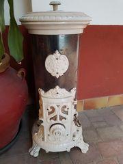 Antiker Sammler Gusseisen Ofen