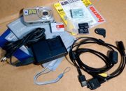 Sony Cyber-Shot DSC-N1 Kamera und