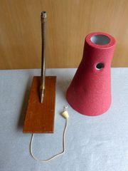 Wandlampe Tütenlampe 50er 60er Jahre