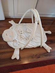 3-D-Activity-Decke Schaf von Baby Fehn
