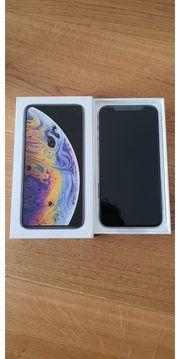 iphone xs 256gb silber NEU
