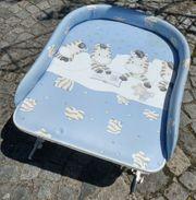 Geuther Baby Wickel- Badewannen-Kombi-Aufsatz für