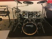 Drum-tec pro Stage Set mit