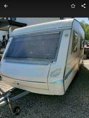 Wohnwagen Caravan mit 100er Zulassung