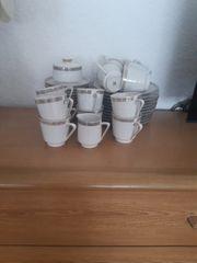 37 teiliges Kaffeegeschirr