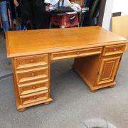 Alter Holz Schreibtisch