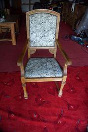 Stühle Stuhl antik 8x Eiche