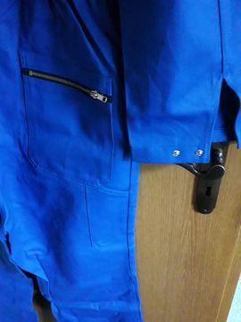 Arbeitsoverall Größe 60 royalblau - robuste: Kleinanzeigen aus Schwabach - Rubrik Sonstige Kleidung