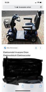 Elektromobil Invacare