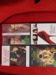 DVDs verschiedene