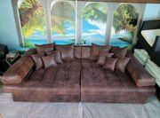 Big Sofa Naomi IV Mooved