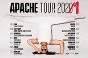 2 Stehplätze Apache 207- KÖLN