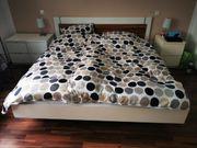 Bett 180x200 inkl Matratzen und