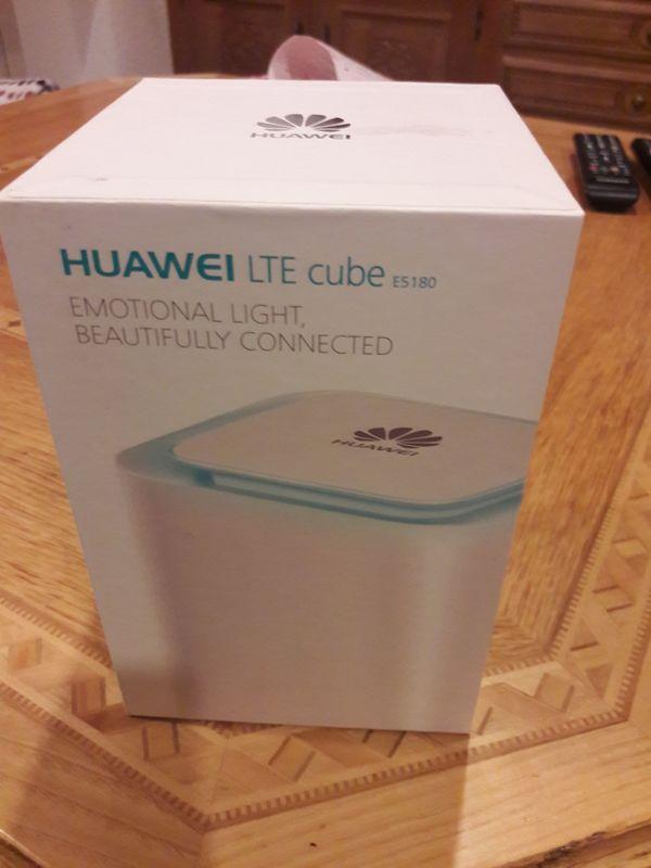 Wlan Router Huawei LTE Cube