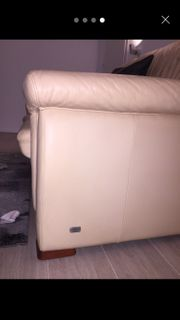 Longlife Leder Couch Sesseln Himolla