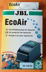JBL EcoAir Durchlüfterpumpe für Aquarien