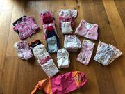 Kleiderpaket Mädchen Gr 86