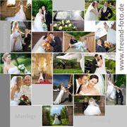 Hochzeitsfotografie 3 Stunden vor Ort