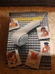 Wärme - Massagegerät
