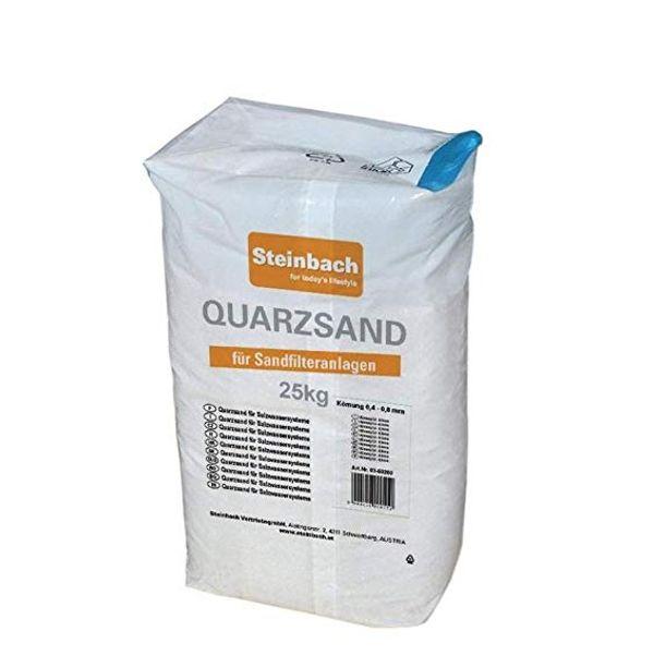 Steinbach Filteranlagenzubehör Quarzfiltersand DIN 4924
