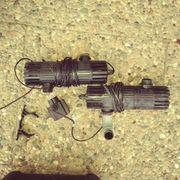 2 Pumpen für Heisner Filter