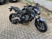 Honda CB650 FA gedrosselt auf