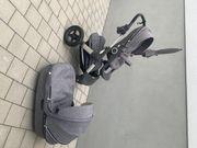 Stokke Kinderwagen Tragewanne Sportsitz fusssack