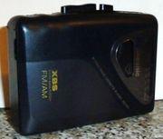 Panasonic - Walkman - Radio- defekt