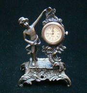 Mechanische Tisch Uhr Bronze Kupfer