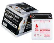 SIGA Motorrad Batterie 12AH 12V