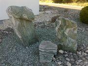 Atlantis Gartensteine Findlinge