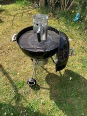Weber Holzkohlegrill One-Touch Gold 57cm